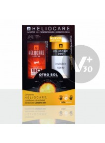 HELIOCARE PACK ULTRA GEL 90...