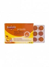 Juanola® própolis con miel,...