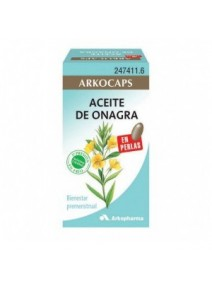 Arkocaps aceite de onaga 50...
