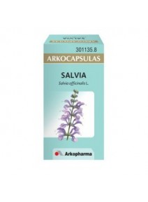 Arkocapsulas salvia 50cáp