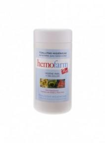 Hemofarm Plus bote 60uds