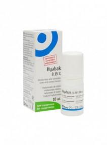 Hyabak 0.15% Solución 10ml