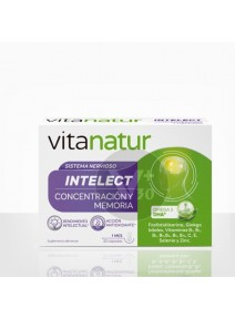VITANATUR INTELECT 30 CAPS