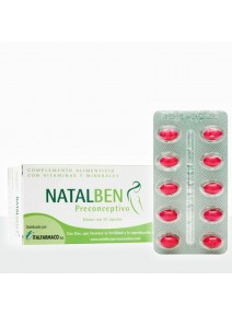 Natalben Preconceptivo 30cáps