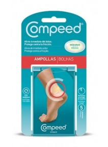 COMPEED AMPOLLAS MEDIANAS 5...